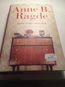 Bilde av bok: Jeg har et teppe i tusen farger - Anne B. Ragde