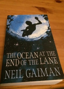 Bilde av bok: The Ocean at the End of the Lane - Neil Gaiman