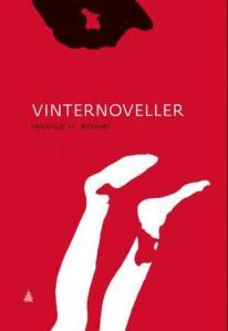 Bilde av bok: Vinternoveller - Ingvild.H. Risøi