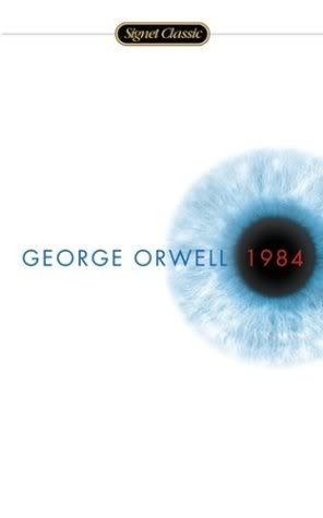 """Bilde av boken """"1984"""" av George Orwell"""
