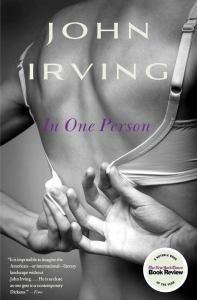 Bokcover: In one person - John Irving