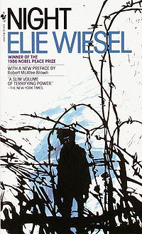 Cover: Night - Elie Wiesel
