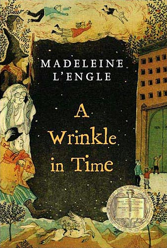 Coverbilde: A Wrinkle in Time - Madeleine L´Engle