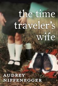 Cover av The time traveler´s wife Audrey Niffenegger
