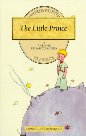 Cover: The Little Prince - Antoine de Saint-Exupéry