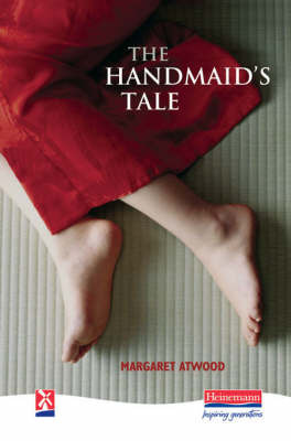 Bokcover: The Handmaid´s Tale - Margaret Atwood