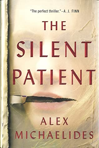 Bokomslag: The Silent Patient.